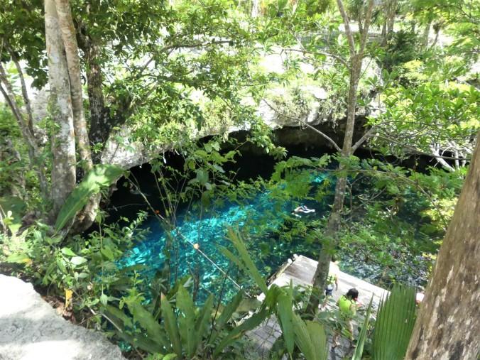 Tulum und Cenote (1)