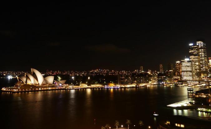 Sydney_nachts